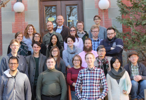 Lab photo Fall 2015
